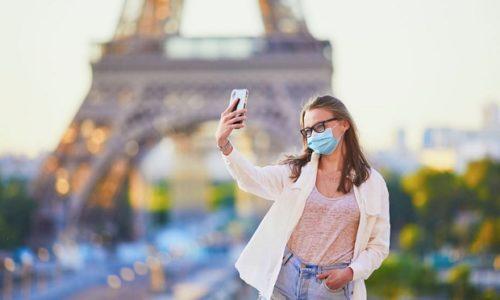 PARIZ : LISTA MESTA NA OTVORENOM GDE JE OBAVEZNO NOŠENJE MASKI