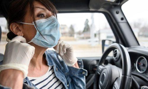 Francuska : Obavezna maska i u automobilu iako ste sami