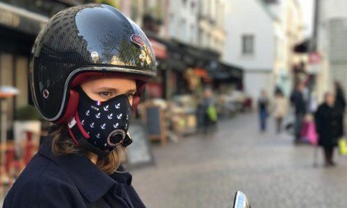 Od ponedeljka obavezna maska na otvorenom u Parizu i okolini