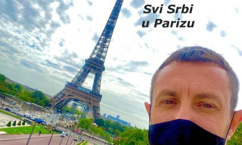 PARIZ : NOVE MERE NA SNAGU OD SUTRA U 8H