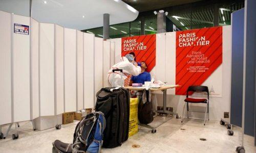Francuska : Počelo testiranje na aerodromima. Ovako to izgleda
