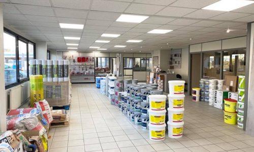 DIMMAT – prodaja građevinskog materijala i alata firmama i pojedincima
