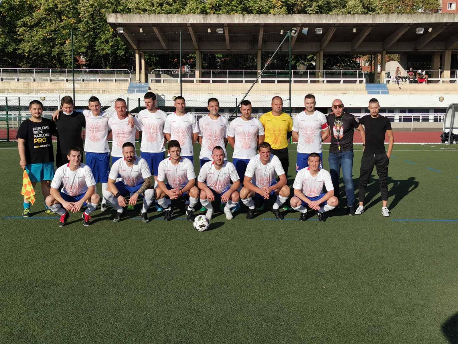 (VIDEO)Pariz: Srbija do pobede u prvom kolu, posle preokreta
