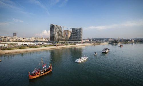 Serbie: Cette année un appartement à Belgrade a été vendu pour 1,4 M €