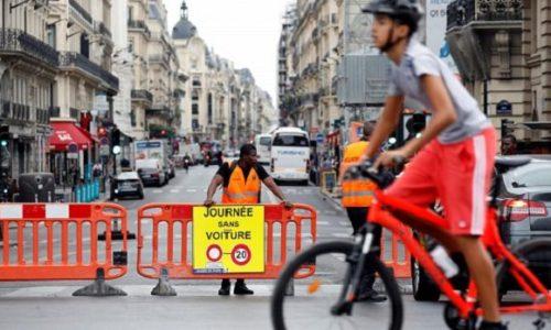 Pariz: Sutra je dan bez automobila