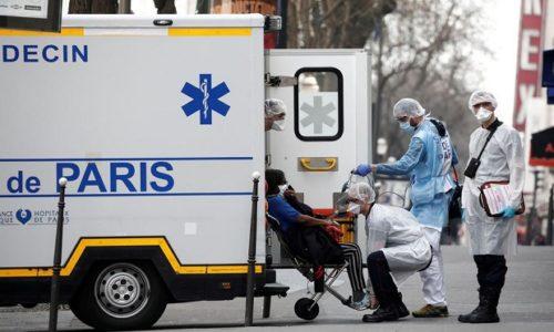 Francuska: Porast broja preminulih od Korona virusa. U poslednja 4 meseca smrtnost manja nego u 2019.godini