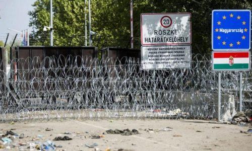 Mađarska zatvorila granice za strance na mesec dana