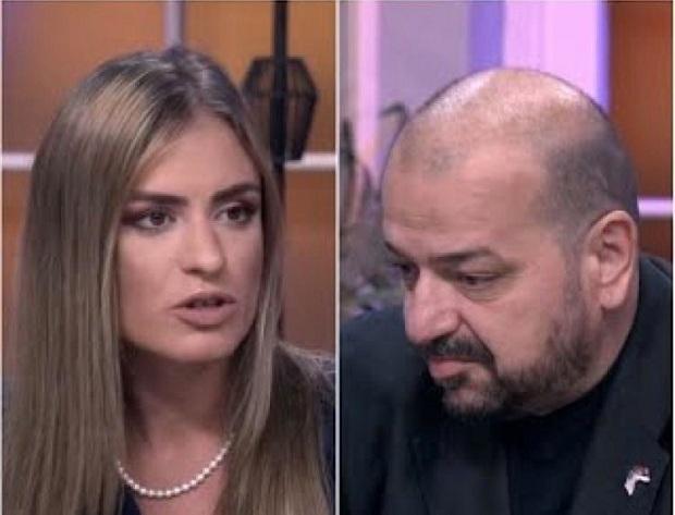 """""""…ili vi ne računate da su Kosovo i Metohija deo Srbije…"""". Milica pravo u centar"""