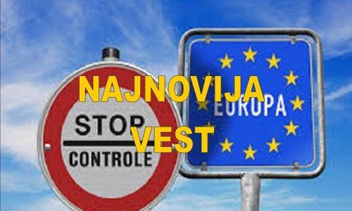 Srbija i dalje na crnoj listi EU
