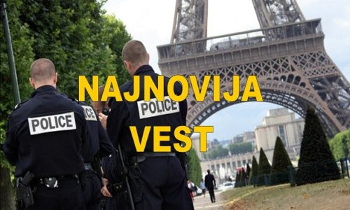 (VIDEO)Evakuisana Ajfelova kula zbog dojave o bombi