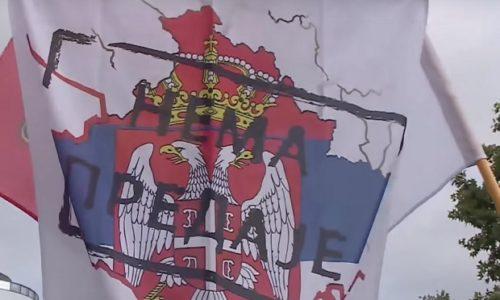 La Serbie et l'Église orthodoxe serbe possèdent plus de la moitié du territoire du Kosovo et Métochie