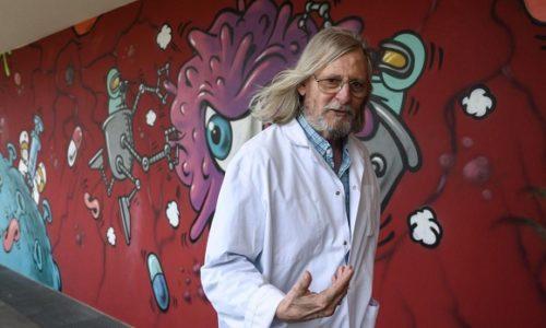 """Profesor Didier Raoult: """"Strah je gori od zla…mnogo je nervoze i panike"""""""