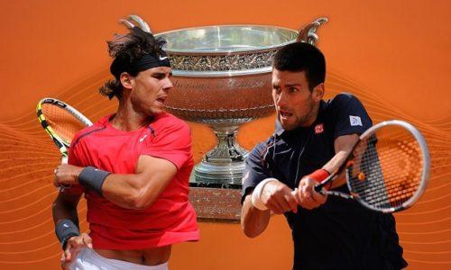 NADAL INQUIET COMME JAMAIS: Djokovic se frotte les mains et sourit au trophée à Roland Garros
