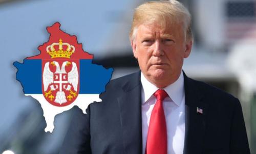 Tramp priznao grešku prema Srbiji u vezi Kosova i Metohije?