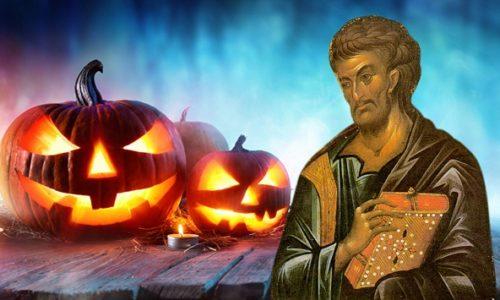Les Serbes célèbrent la fête de Saint Luc et les autres célèbrent Halloween