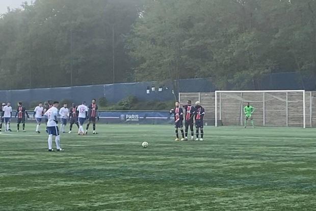 (VIDEO) Evrogol Miloša Jovića u porazu Srbije od PSG-a