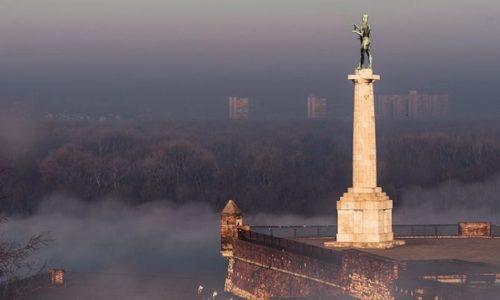 """Belgrade à nouveau sur la liste des villes les plus polluées du monde, l'air à Smederevo """"très pollué"""""""