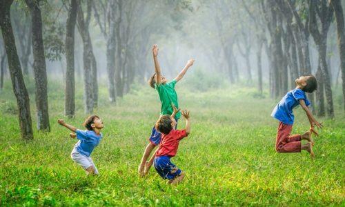 Šuma i zelenilo jačaju imunitet dece