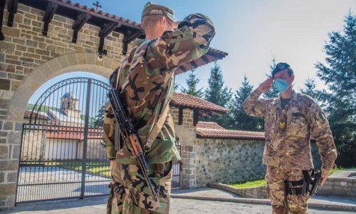 DES SOLDATS ITALIENS DE LA MISSION DU KOSOVO MEURENT TOUJOURS: Mort de Marco Diana
