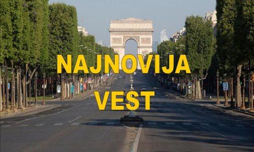 Francuska: Ministri razmatraju ponovnu potpunu izolaciju