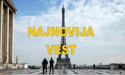 (VIDEO)Francuska: Sve izvesnija ponovna izolacija. Visoki zvaničnici sigurni u to