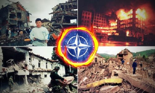 La Serbie poursuit les membres de l'OTAN devant les tribunaux