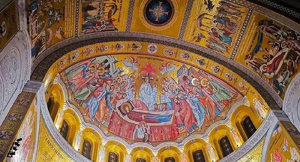 (VIDEO)Belgrade: En raison de la mosaïque, le temple de Saint-Sava est unique au monde