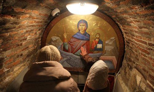 """Les Serbes fêtent """"Sainte Petka"""". Ne lavez pas les vêtements, ne cousez pas et ne travaillez pas dur…"""