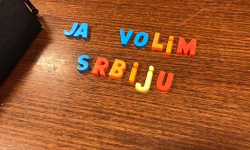 Pariz: Srpski đaci poslali snažnu poruku podrške Novaku Đokoviću