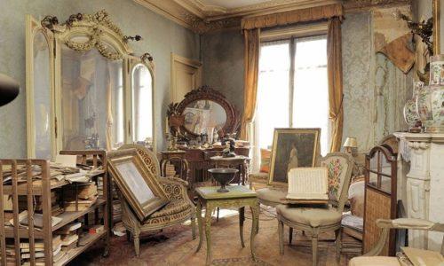 Pariz: Otkriven stan u koga niko nije ušao oko 75 godina