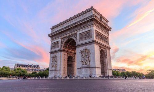(VIDEO)PARIZ: BLOKIRANA TRIJUMFALNA KAPIJA ZBOG BOMBE