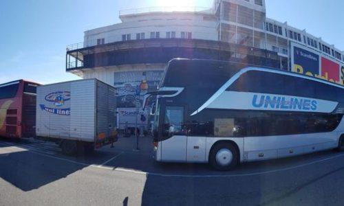 Cenovnik usluga autobuskog prevoznika Unilines