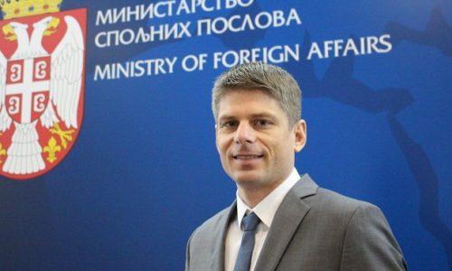 Arno Gujon imenovan za direktora uprave za saradnju sa dijasporom i Srba u regionu