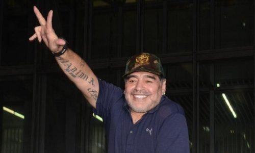 Preminula fudbalska legenda Dijego Maradona, veliki prijatelj srpskog naroda