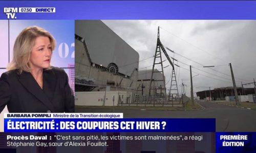 """(VIDEO)Francuska: """"Restrikcije struje u slučaju velikih hladnoća"""", najavljuje ministarka"""