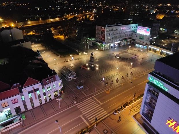 La Serbie se prépare pour le confinement total