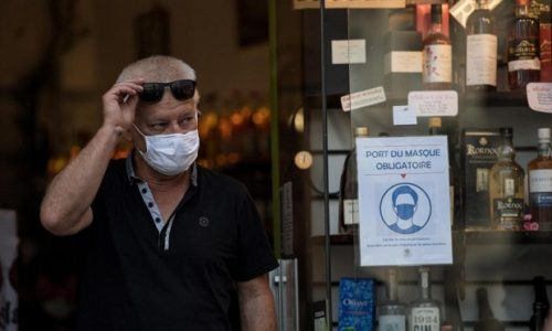 Naučna studija pokazala da je maska efikasna u 20% slučajeva u borbi protiv Korona virusa