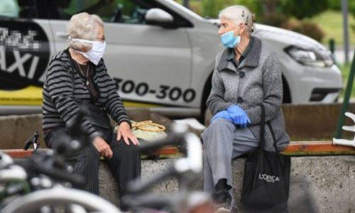 Serbie: De lourdes amendes pour ceux qui ne portent pas de masque