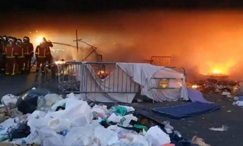 (VIDEO)Pariz: Evakuacija 2500 migranata iz predgrađa