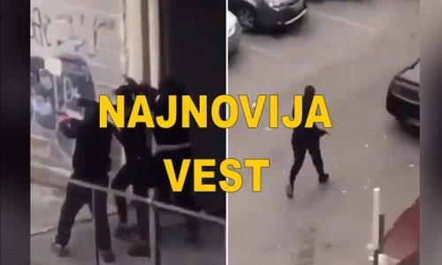 (VIDEO)Francuska: Užas. Ulični vatreni obračun.