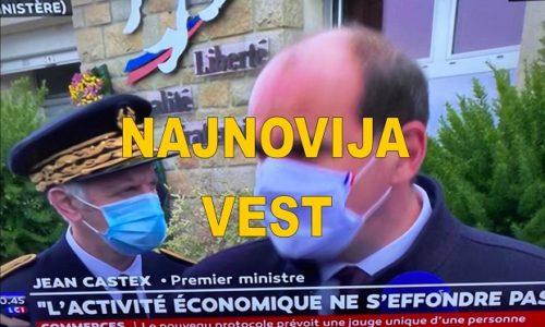 Premijer Francuske se obratio građanima. Ovo su sledeći koraci