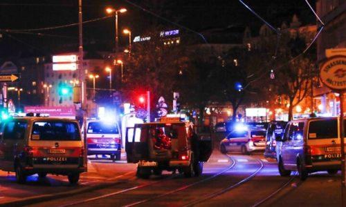 (PHOTO) Vienne: Pour les médias français, le terroriste est un Macédonien du Nord, pas un Albanais