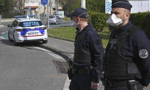 (VIDEO)Pariz: Ovako policija kontroliše da li poštujete izolaciju
