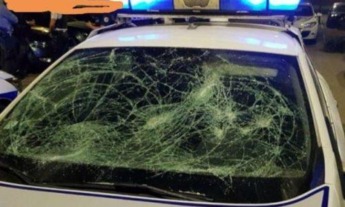(VIDEO)Pariz: Policija napadnuta vatrometnim minobacačima