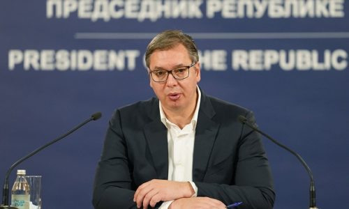 Président serbe: Nous aurons les premiers vaccins dans notre pays d'ici fin décembre