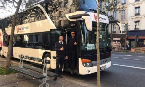 Unilines: Informacije iz prve ruke o putovanju iz Srbije do Francuske