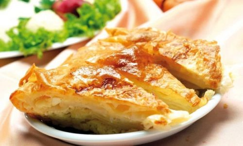 Gibanica – délicieuse spécialité culinaire serbe