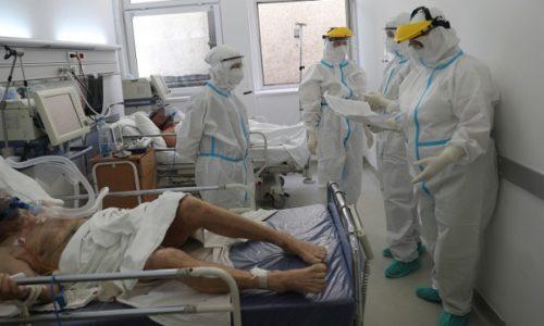 Veoma teška epidemiološka situacija u Srbiji a u Beogradu katastrofalna