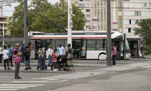 (VIDEO)Francuska: Tuča vozača busa i jednog putnika