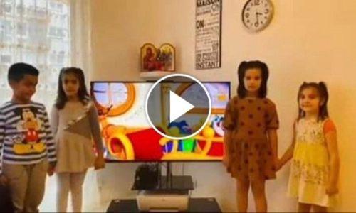 (VIDEO)Pariz: Sjajna novogodišnja čestitka naših đaka